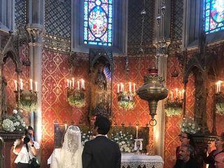 O casamento de Mercedes e José  3