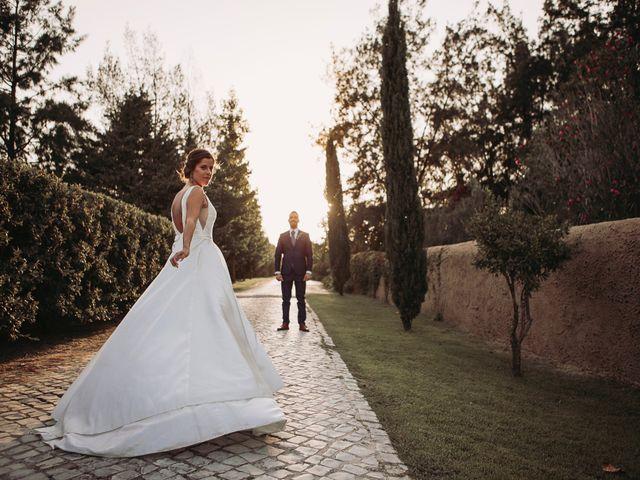 O casamento de Fábio e Cristiana