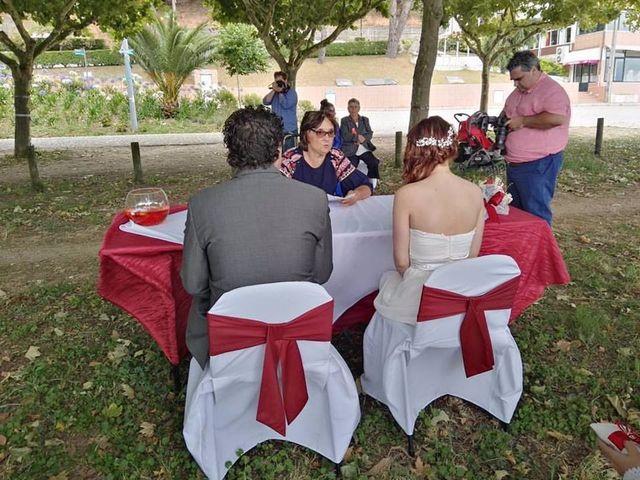 O casamento de Helder e Ana em Óis da Ribeira, Águeda 1