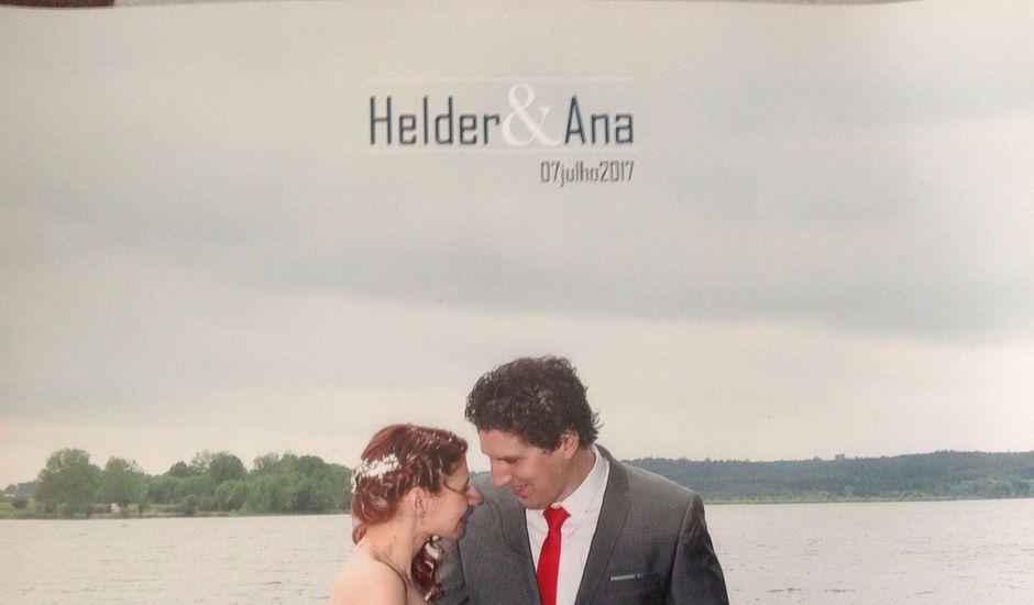 O casamento de Helder e Ana em Óis da Ribeira, Águeda