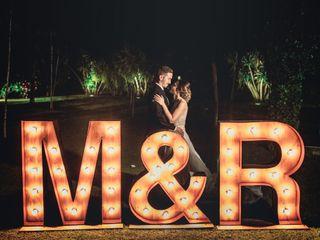 O casamento de Mariana e Rui