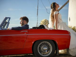 O casamento de Marina e Nuno