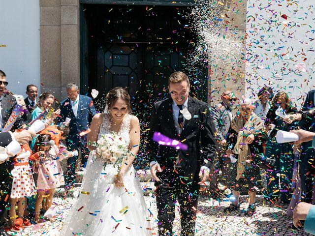 O casamento de Rui e Mariana em Mozelos, Santa Maria da Feira 45