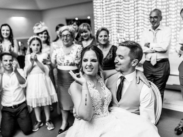 O casamento de Rui e Mariana em Mozelos, Santa Maria da Feira 86