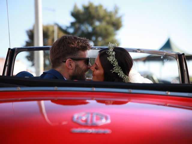 O casamento de Nuno e Marina em São João das Lampas, Sintra 20