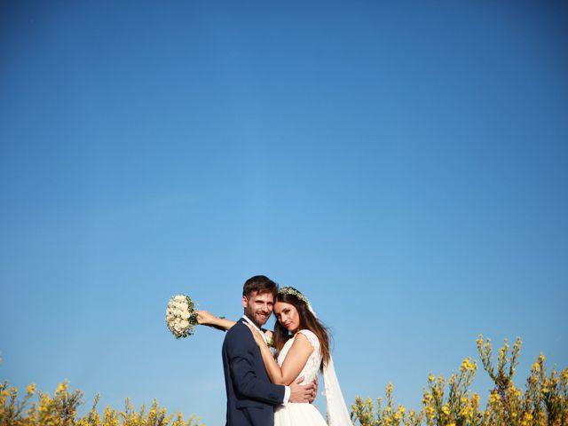 O casamento de Nuno e Marina em São João das Lampas, Sintra 1