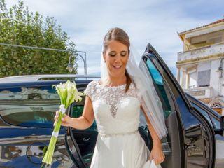 O casamento de Maria e Silvio 1