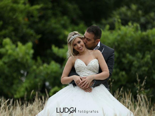 O casamento de Telmo e Sandra  em Santo Isidro de Pegões, Montijo 12