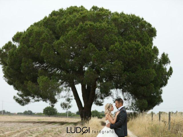 O casamento de Telmo e Sandra  em Santo Isidro de Pegões, Montijo 15