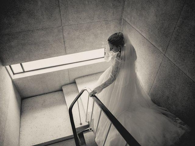 O casamento de Carlos e Yanina em Espinho, Espinho 12