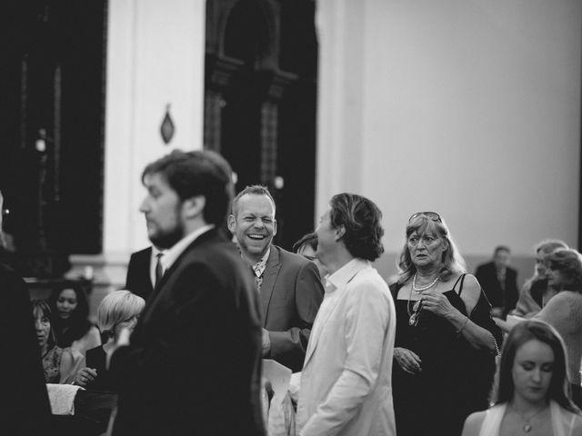 O casamento de Carlos e Yanina em Espinho, Espinho 16