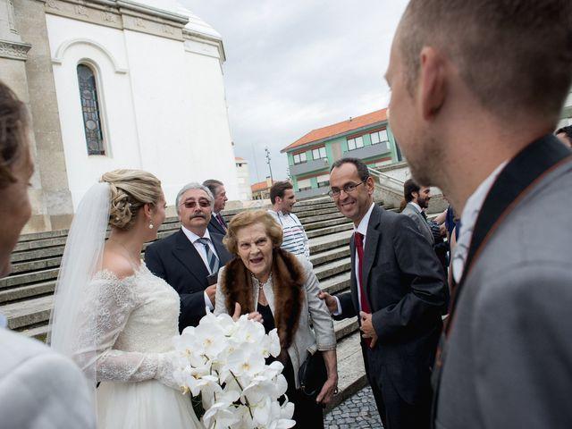 O casamento de Carlos e Yanina em Espinho, Espinho 55