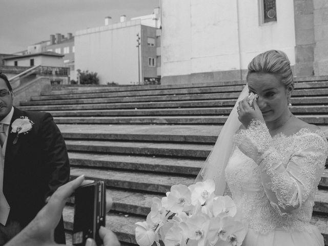O casamento de Carlos e Yanina em Espinho, Espinho 57