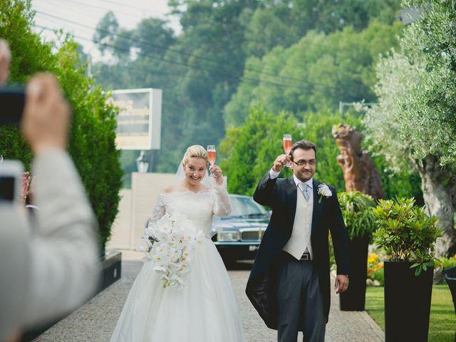 O casamento de Carlos e Yanina em Espinho, Espinho 67