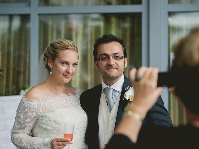 O casamento de Carlos e Yanina em Espinho, Espinho 71