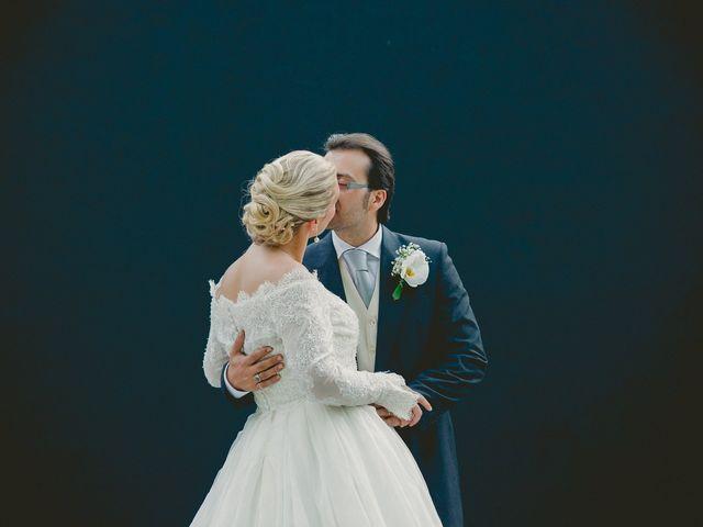 O casamento de Carlos e Yanina em Espinho, Espinho 92