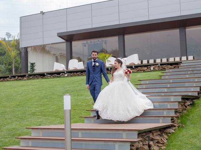 O casamento de Nuno e Tânia em Paços de Ferreira, Paços de Ferreira 1