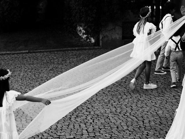 O casamento de Pedro e Maria em Freamunde, Paços de Ferreira 2