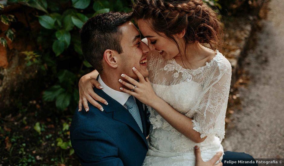 O casamento de Francisco e Amanda em Leiria, Leiria (Concelho)