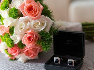 O casamento de Lilia e Misha 1
