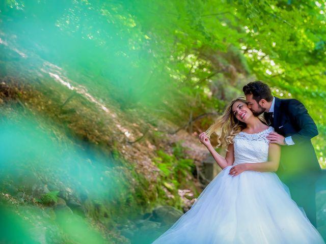 O casamento de Sarah e Luciano