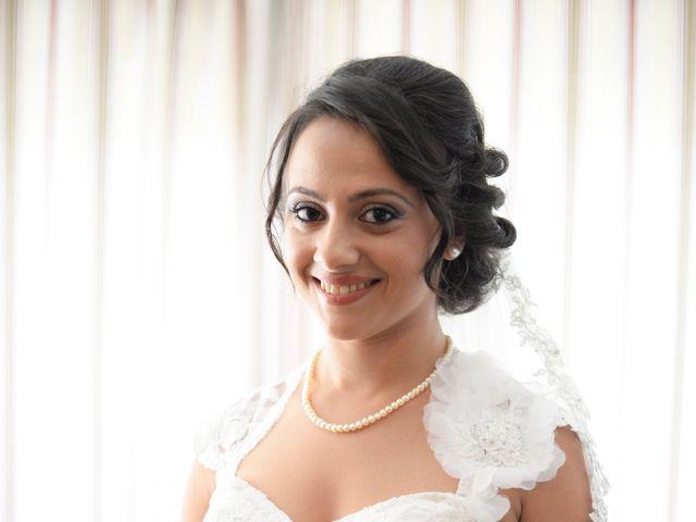 O casamento de André e Francesca em Vila Nova de Milfontes, Odemira 3