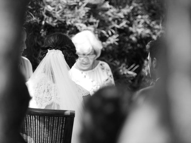 O casamento de André e Francesca em Vila Nova de Milfontes, Odemira 4