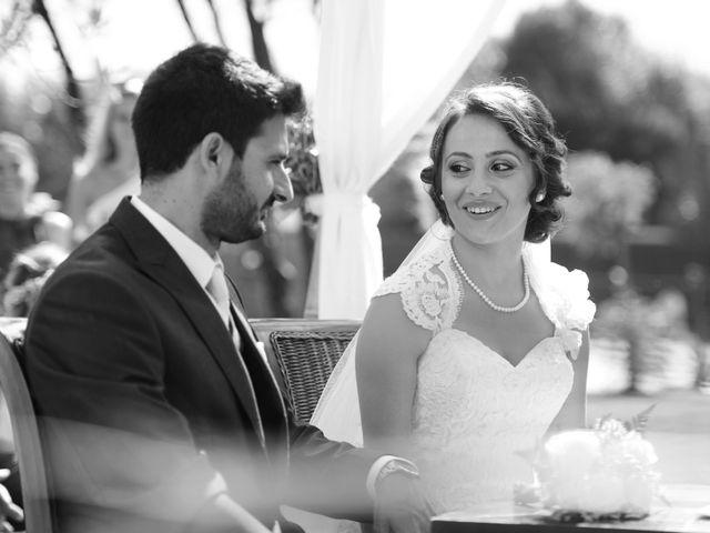 O casamento de André e Francesca em Vila Nova de Milfontes, Odemira 5