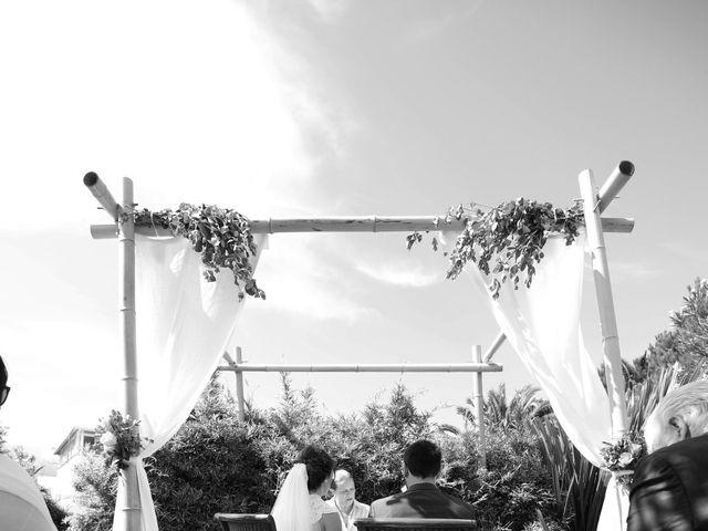 O casamento de André e Francesca em Vila Nova de Milfontes, Odemira 6