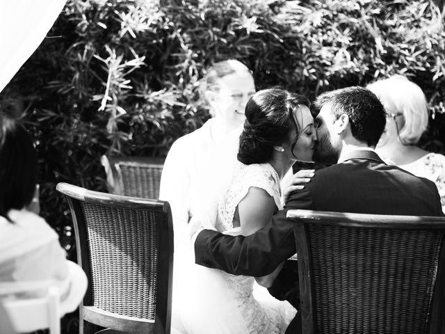 O casamento de André e Francesca em Vila Nova de Milfontes, Odemira 10