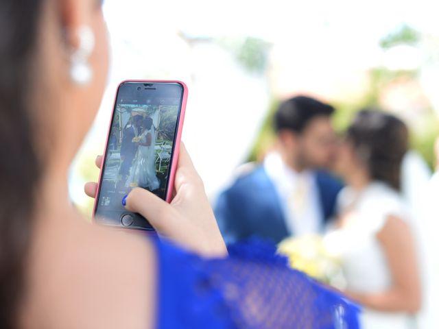 O casamento de André e Francesca em Vila Nova de Milfontes, Odemira 12