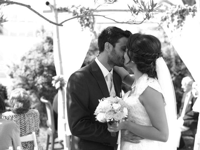 O casamento de André e Francesca em Vila Nova de Milfontes, Odemira 13
