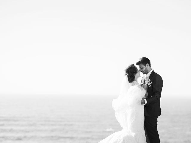 O casamento de André e Francesca em Vila Nova de Milfontes, Odemira 14