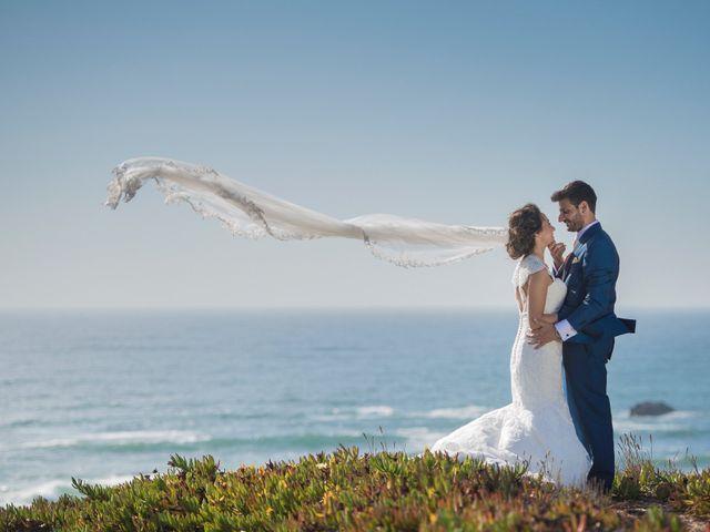 O casamento de André e Francesca em Vila Nova de Milfontes, Odemira 1