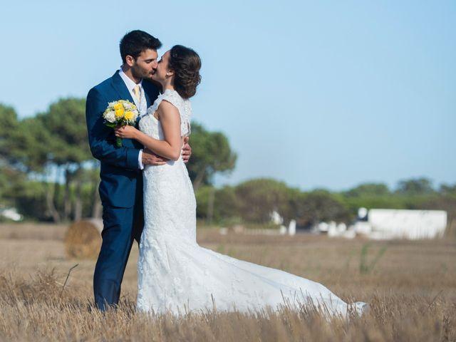 O casamento de André e Francesca em Vila Nova de Milfontes, Odemira 16