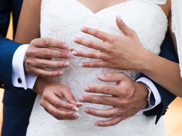 O casamento de André e Francesca em Vila Nova de Milfontes, Odemira 17