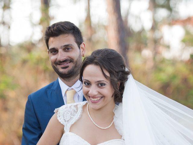O casamento de André e Francesca em Vila Nova de Milfontes, Odemira 18