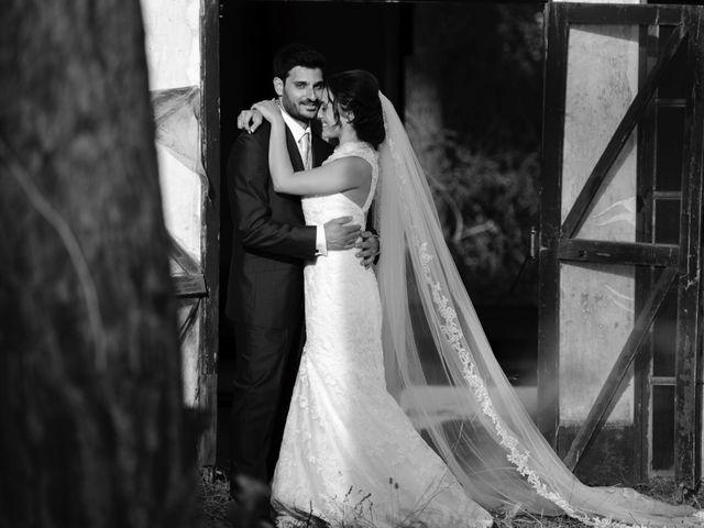 O casamento de André e Francesca em Vila Nova de Milfontes, Odemira 19