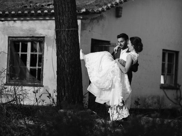 O casamento de André e Francesca em Vila Nova de Milfontes, Odemira 21