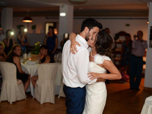 O casamento de André e Francesca em Vila Nova de Milfontes, Odemira 22