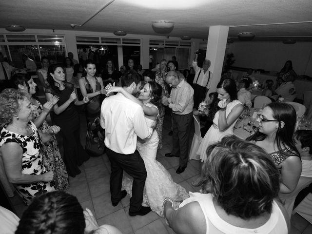 O casamento de André e Francesca em Vila Nova de Milfontes, Odemira 23