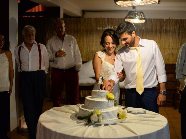 O casamento de André e Francesca em Vila Nova de Milfontes, Odemira 24