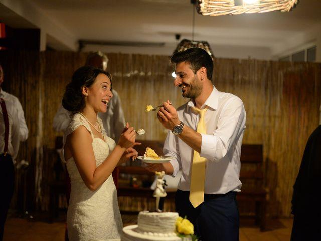 O casamento de André e Francesca em Vila Nova de Milfontes, Odemira 25