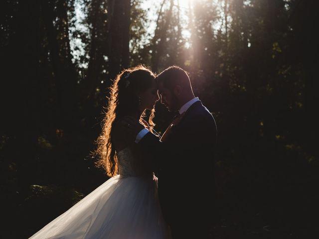 O casamento de Melanie e Domingos