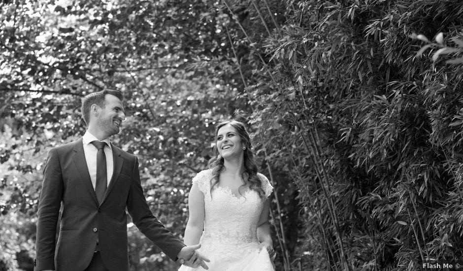 O casamento de Flávio e Marta em Viseu, Viseu (Concelho)