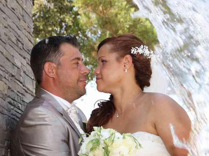 O casamento de Laura e Ricardo