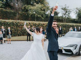 O casamento de Noémie e Luís