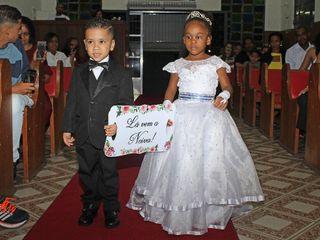 O casamento de Esther e Wemerson  3