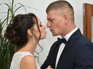 O casamento de Dorida e Sergio