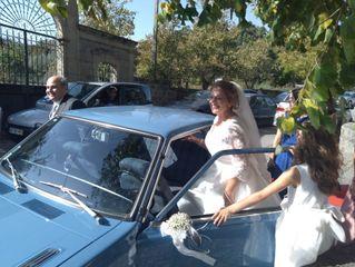 O casamento de Helena e Silvério 1